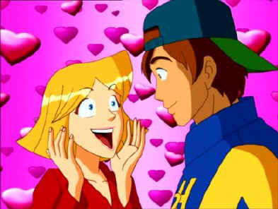 dans Totally Spies totally%20spice